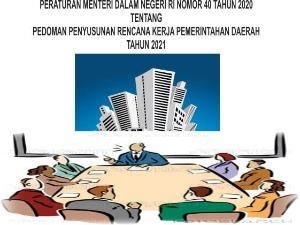 Bimtek Nasional Pedoman Penyusunan RKPD Tahun 2021