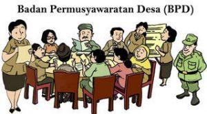 Bimtek anggota dan badan permusyawaratan desa (1)