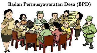 Bimtek Anggota Dan Badan Permusyawaratan Desa ( BPD )