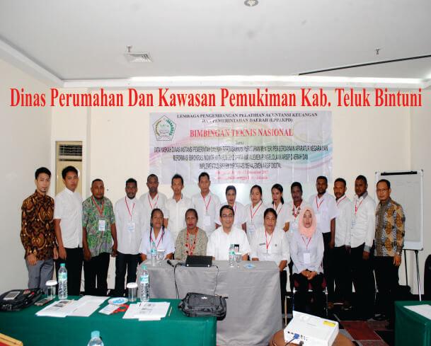 Bimtek Tata Naskah Dinas Instansi Pemerintah Daerah Kab. Teluk Bintuni